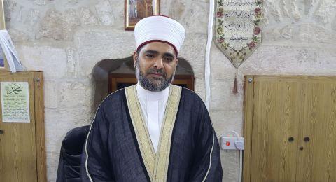 مدير المسجد الأقصى يحذر التجار من رفع الأسعار في ظل انتشار الكورونا
