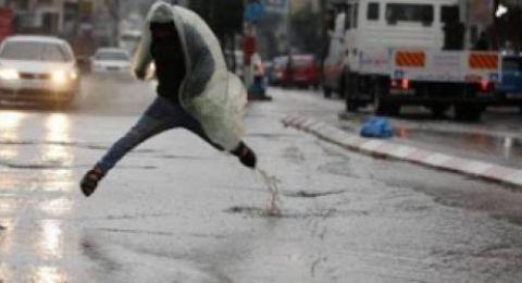 حالة الطقس:جو بارد وماطر حتى السبت