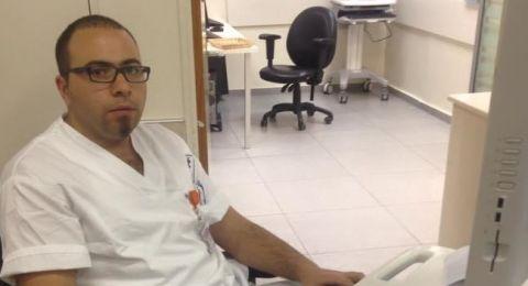 وزارة الصحة تبلغ الممرض شلبي أنه مصاب، ولاحقًا غير مصاب!