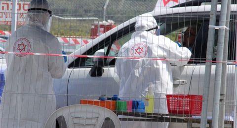 القدس- نقل بعض المرضى من شرقي المدينة الى فندق الاقواس السبعة