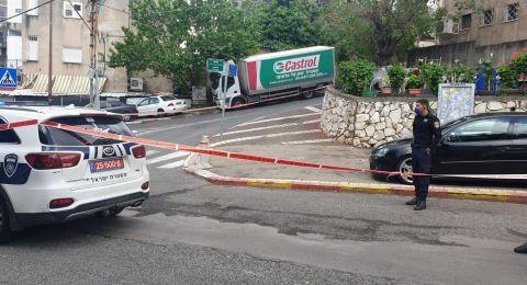 حيفا: إطلاق نار يسفر عن إصابة شاب بجراح خطيرة