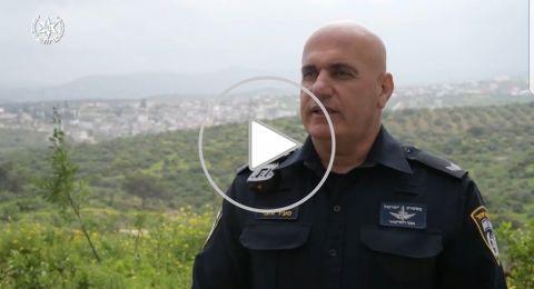 وهبة وغانم من الشرطة يواكبان تطبيق اوامر وزارة الصحة