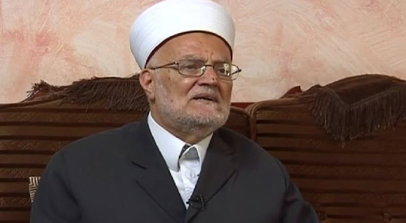 الشيخ صبري ل بكرا: الصيام امر قائم ولا نلتفت لأي فتوى تبيح الافطار