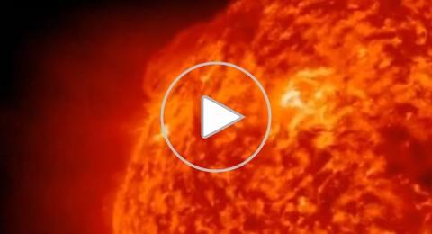 انفجار شمسي هائل... ووكالة ناسا تطمئن!