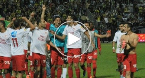 الادارة..المدرب واللاعبين يشكرون جمهور المجتمع العربي
