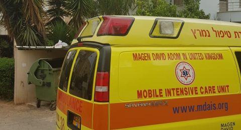 إصابة حرجة لفتى من دبورية بحادث طرق