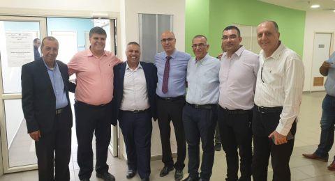 وادي عارة: انتخاب المحامي محمد سليمان اغبارية رئيسا للجنة التنظيم