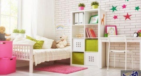 نصائح للحصول على ديكورات غرف نوم أطفال مميزة