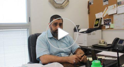مبادرة جديدة تقوم عليها بلدية الناصرة لمحاربة العنف وسعدي يدعو للتعاون!