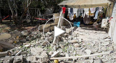 مصرع عاملين وإصابات اخرى في رشقات صاروخية على اشكلون.. اطالت مستشفى