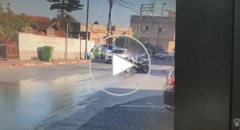 الشرطة: اعتقلنا شابًا من الناصرة قاد تراكتورون بشكل غير قانوني