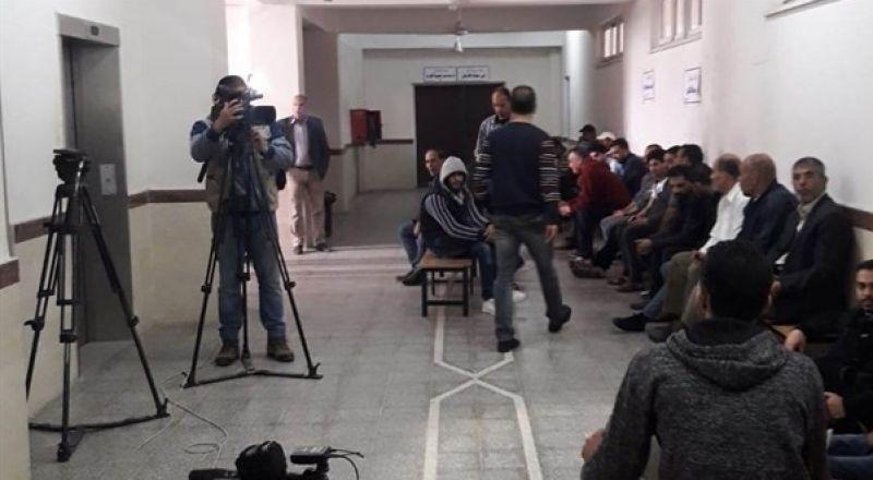 70 عائلة تعتصم داخل مقر الاونروا بغزة