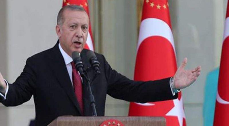 أردوغان:تركيا تواجه