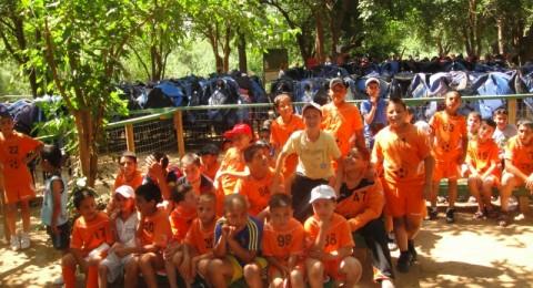 عيلوط : مدرسة كرة القدم توحد عائلات البلدة في رحلة نحو بر الامان