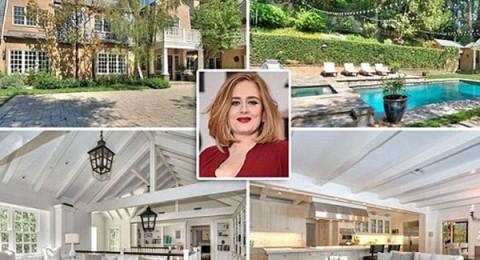 آديل تشتري قصرا جديدا بـ9.5 مليون دولار