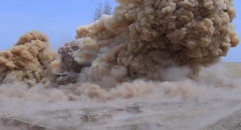 داعش سننسف أهرامات مصر!