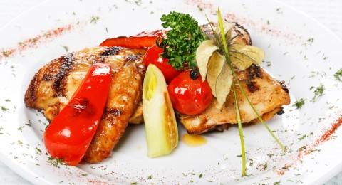 دجاج فيليه مشوي لمائدة رمضانية شهية