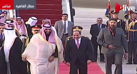 صحيفة عبرية تزعم: مصر والسعودية بعثوا رسائل مطمئنة لإسرائيل بشأن الضم