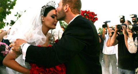 سيرين عبد النور لـ زوجها في عيد زواجهما الـ 13: