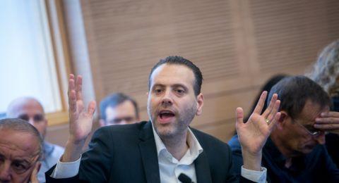 رئيس الإئتلاف: الحكومة الاسرائيلية الحالية لن تستمر