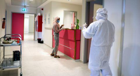 إسرائيل تسجل 1650 إصابة جديدة بفيروس كورونا