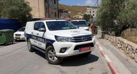 اطلاق نار في نحف نتج عنه اصابة خطرة