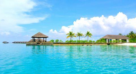 الأماكن السياحية في المالديف