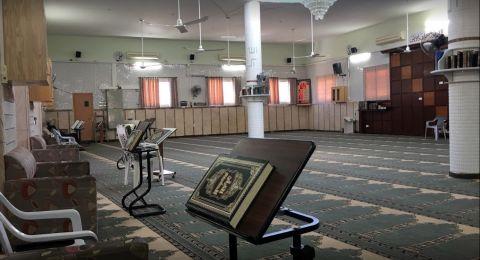 كفر قرع: فرض الحجر الصحي على المصلين الذين تواجدوا بمسجد النور يوم الجمعة الماضي