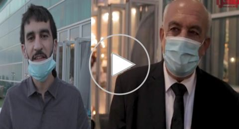 جهاد وغسان عبد الله: يتوجهان للمقبلين على الأعراس بالالتزام بتعليمات وزارة الصحة للوقاية من كورونا