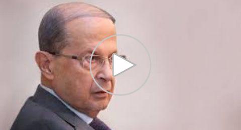 بالفيديو..سيدة لبنانية تتصل بالقصر الرئاسي وتطالب بـ