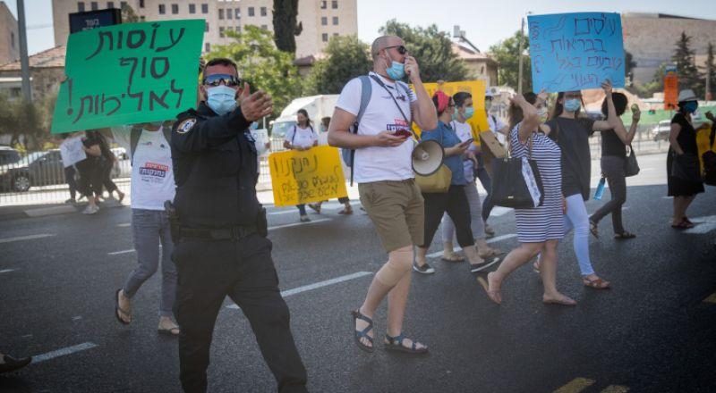اللجنة القطرية تؤيد وتدعم مطالب وحقوق ونضال العمال الإجتماعيين