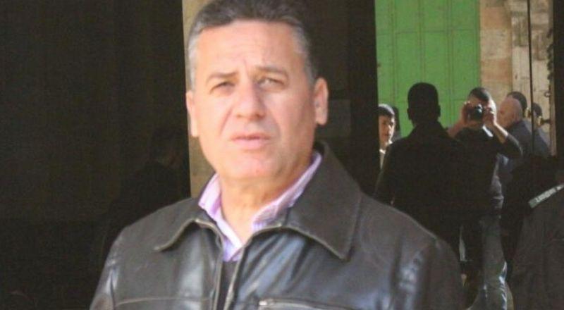 منع رئيس هيئة المرابطين يوسف مخيمر من دخول الاقصى لـ 6 أشهر
