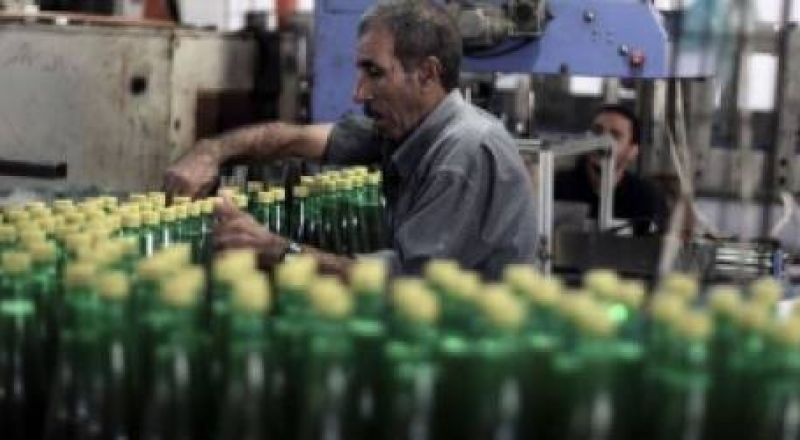 عودة الإنتاج الصناعي الفلسطيني لمستويات متقاربة بمايو