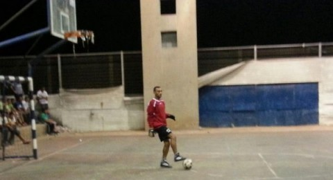 دوري كأس رمضان في جسرالزرقاء يشهد اقبالا واسعا