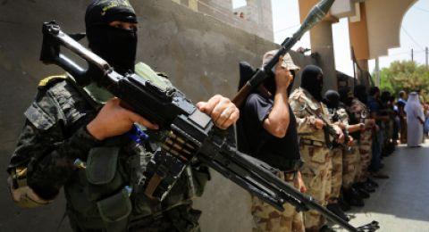 حماس: المقاومة لن تسمح للاحتلال بفرض سياسته دون دفع ثمن