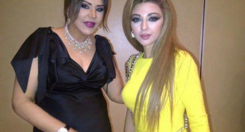 أحلام تطلب من جمهورها الدعاء لـ ميريام فارس