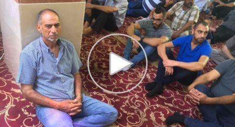 جمعة ذو القعدة الأخيرة بجامع عمر المختار يافة الناصرة