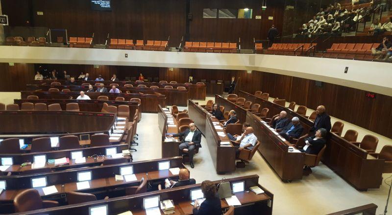 الهيئة العامة تناقش قانون القوميّة بجلسة طارئة