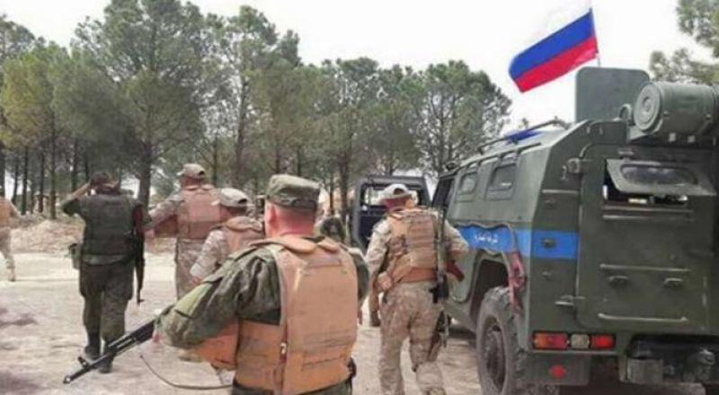 الشرطة العسكرية الروسية تنتشر قرب المنطقة المنزوعة السلاح في الجولان؟