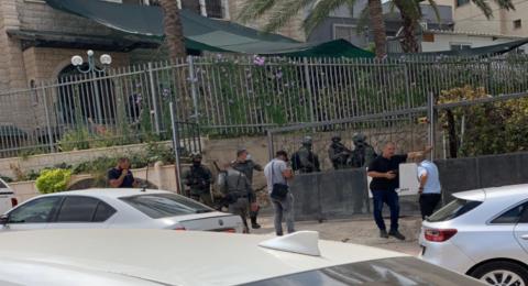 الشرطة تقتحم قرية الناعورة بحثُا عن الأسرى الهاربين من الجلبوع