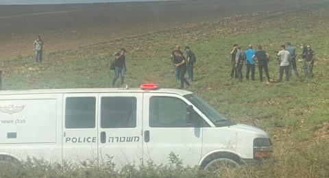 قوات كبيرة من الشرطة في منطقة السهول بين العفولة والناصرة .. وأعمال البحث عن الأسرى مستمرة!
