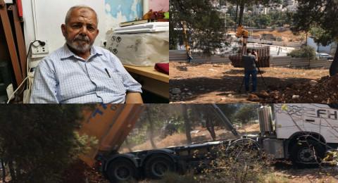 القدس: ماذا يجري في مقبرة اليوسفية؟ والشيخ أبو زهرة يتحدث لـ