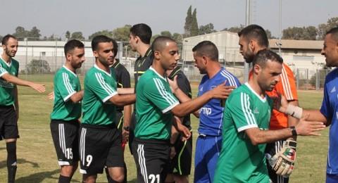 اتحاد كفرقرع يفوز 3-1 على بردس حنا
