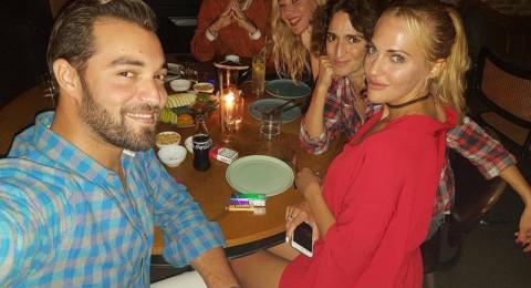 والدا مريم أوزرلي يلتقيان حبيبها باسل الزارو رسمياً في دبي