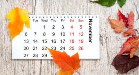 توقعات الأبراج لشهر تشرين الثاني/ نوفمبر 2017