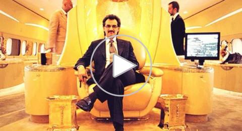 الكشف عن خسائر الوليد بن طلال بعد إيقافه