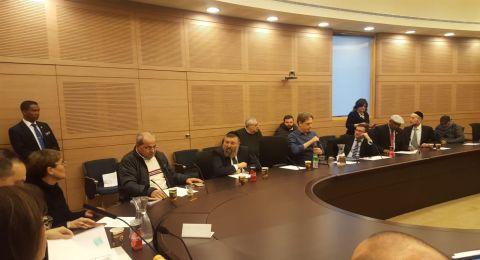 لجنة الكنيست توافق على انفصال العربية للتغيير برئاسة الطيبي عن المشتركة