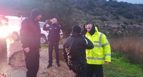 مقتل جندي إسرائيلي جرفه السيل قرب شعب