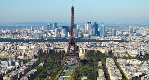 ظاهرة غريبة في باريس.. وهذا سعر المتر لمن يفكر بالسفر إليها!