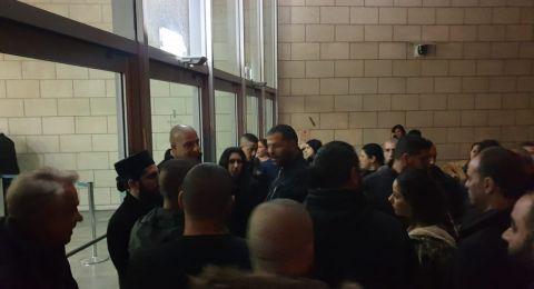 اطلاق سراح معتقلي وقفة حيفا المندّدة بالإساءة للمسيح عليه السلام